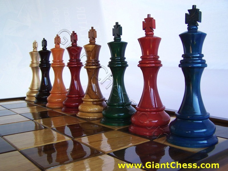 Captivating Photo Gallery From GiantChess.com