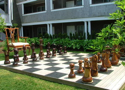 Garden Chess