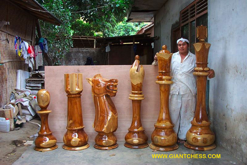 Great Chess Products The Largest And Most Elegant Wooden